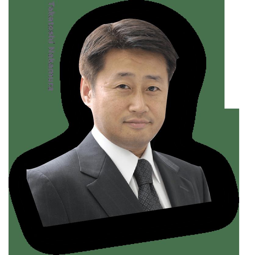 Takatoshi Nakamura